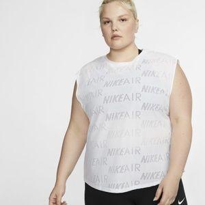 Nike Plus Size Running Tank